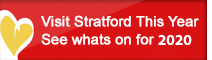 The Year Ahead- some ofthe fantastic events and festivals in Stratford-upon-Avon