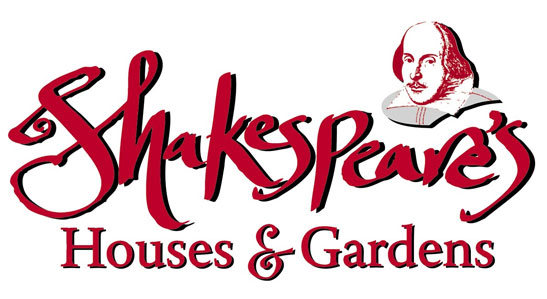 Offical logo for Shakespeare's Houses & Gardens Logo