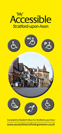 Leaflets, Maps & Guides for Stratford-upon-Avon