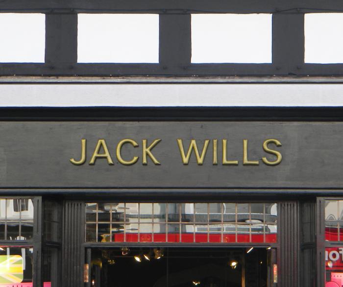 H And M Stratford Upon Avon Jack Wills