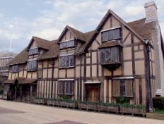 Shakespeares Birth Place