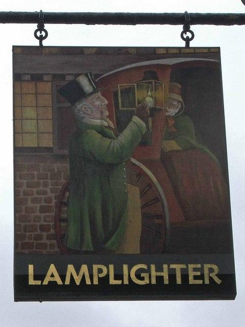 The old lamplighter lyrics and chords