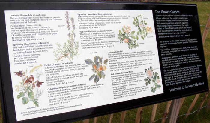 Flower Garden Info